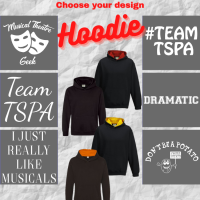 TSPA Hoodie Choose Your Design