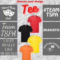 TSPA Tee Choose Your Design
