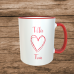 Cuter Than Cupid Valentines Mug