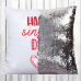 Personalised Valentines Magic Reveal Cushion Cover
