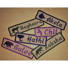 Scout Leader Name Tape