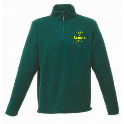 1st Nailsea Scout Group Micro Fleece