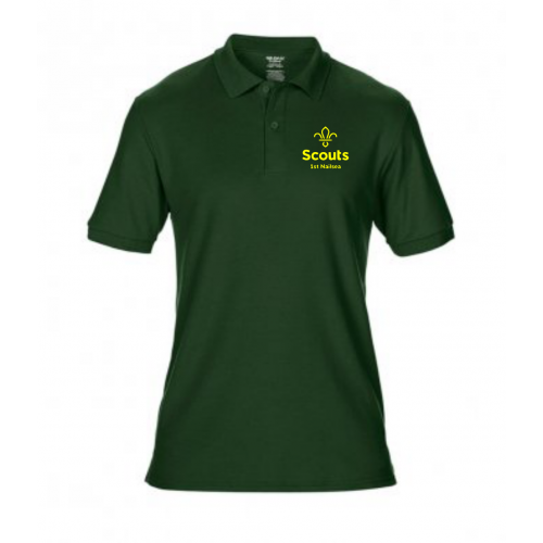 1st Nailsea Scout Group Polo Shirt