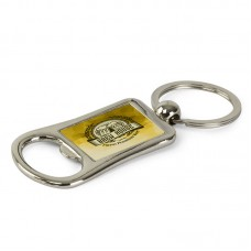 Personalised Bottle Opener Key Ring